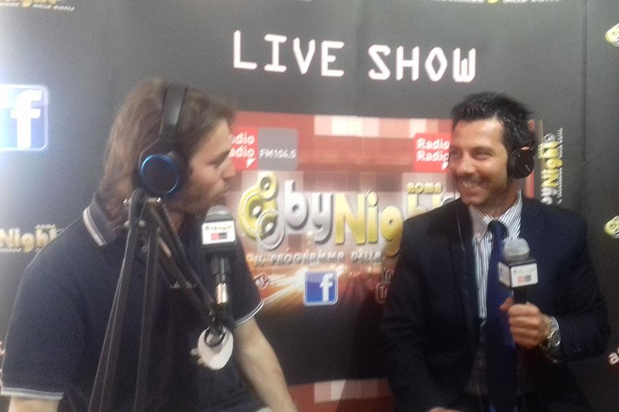 Intervista radiofonica Grupico